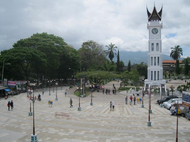 Objek Wisata Jam Gadang Bukittinggi Sumatera Barat Sumbar Promo Jitu Com