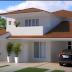 Fachadas de casas con techos de tejas