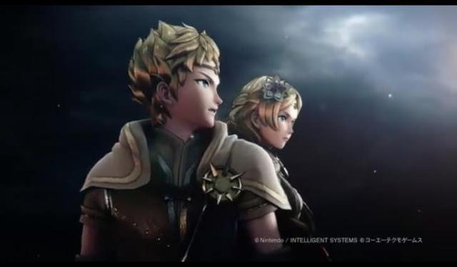 Fifth Screenshot from Fire Emblem Warriors Opening Movie