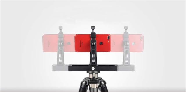 Sunwayfoto M1 Micro Slide + CPC-01 Mobile bracket