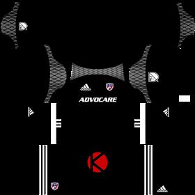 FC Dallas Kits 2016 - Dream League Soccer Kits and FTS15