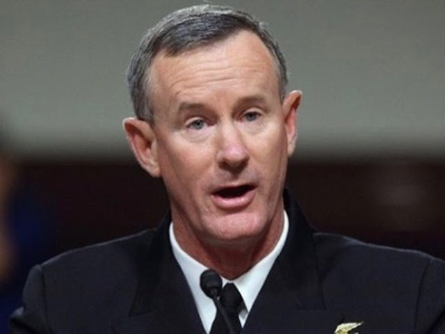 EUA | Demissão do Almirante McRaven, antigo assassino-mor do Pentágono