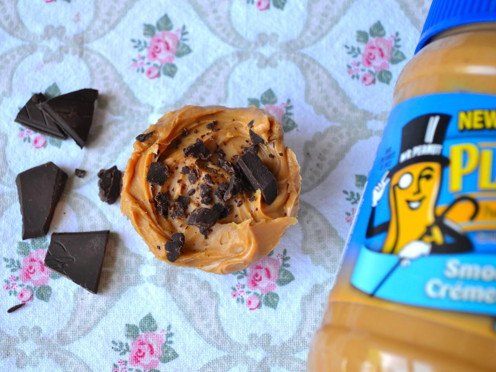 Peanut Butter Summer Frozen Treat