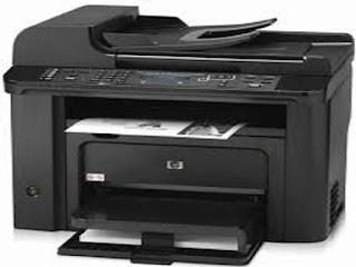 Picture HP LaserJet Pro M1536dnf Printer Driver Download