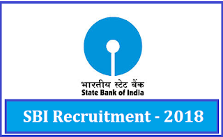 State Bank of India (SBI)  Probationary Officer (PO) Vacancies 2018