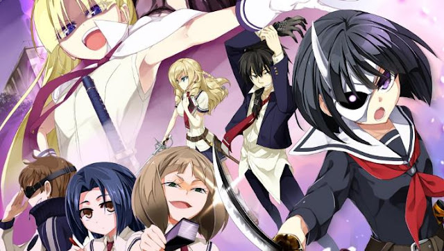 Anime Action School Terbaik - Busou Shoujo Machiavellianism