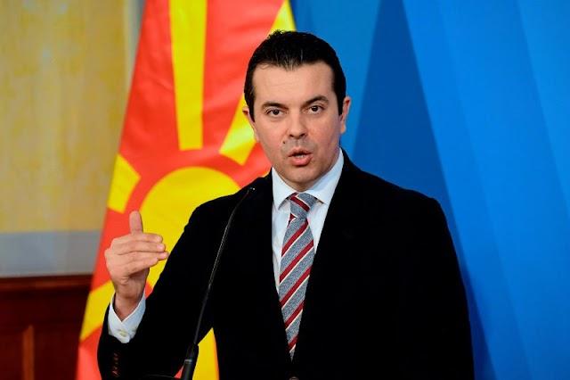 Mazedoniens Außenminister im Interview mit Der Standard