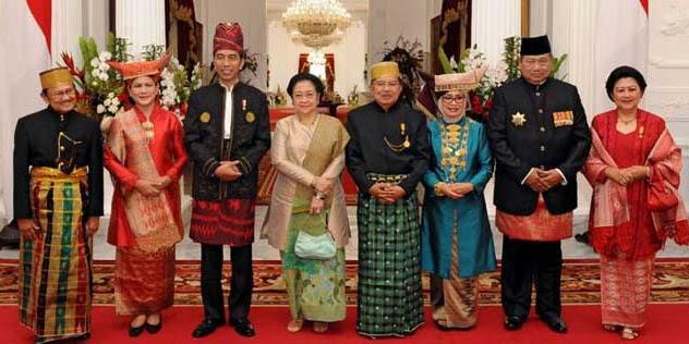 Putri Bung Karno: Upacara Kenegaraan Dengan Baju Adat Kesalahan Fatal Sepanjang RI Berdiri