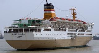 Kapal Laut Dorolonda