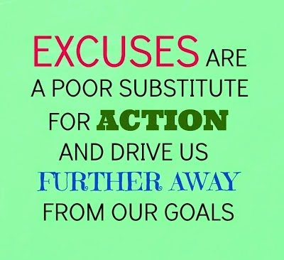 Image result for Reasons are not excuses