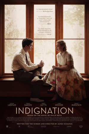 Poster Indignation 2016