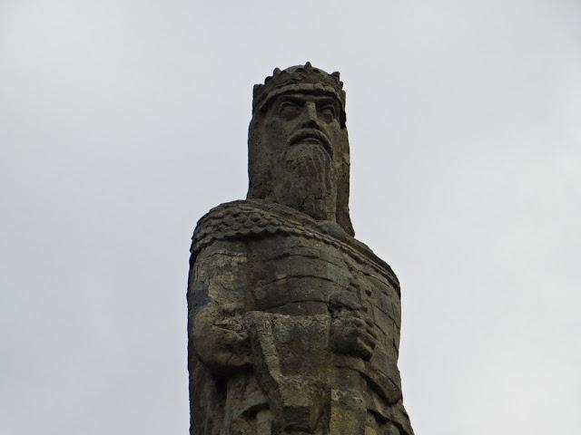 mieszkowice, Mieszko, posąg, pomnik, historia
