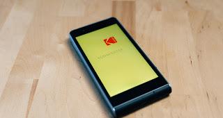 Das Kodak Ektra Smartphone im Atomlabor Fotografen Test