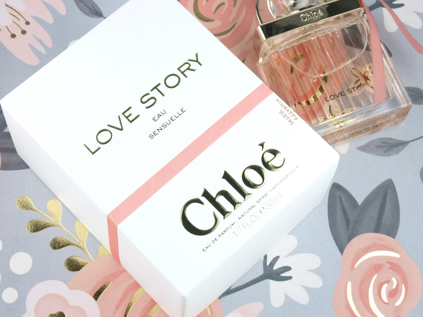 Chloe Love Story Eau Sensuelle: Review | The Happy Sloths | Bloglovin\'