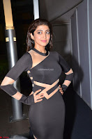 Pranitha Subhash in a skin tight backless brown gown at 64th Jio Filmfare Awards South ~  Exclusive 096.JPG