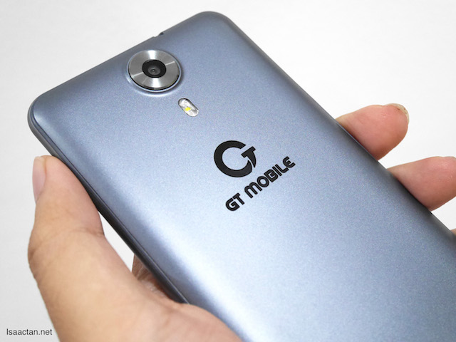 GT Mobile GT888 Smartphone Introduction
