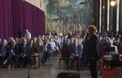 Díjátadóval adták meg a magyar opera napjának alaphangját tegnap