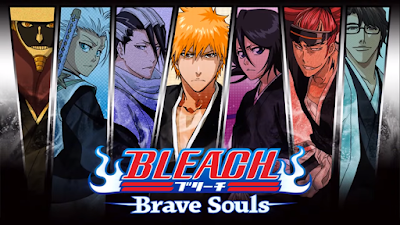Resa disponibile la versione Inglese di Bleach Brave Souls
