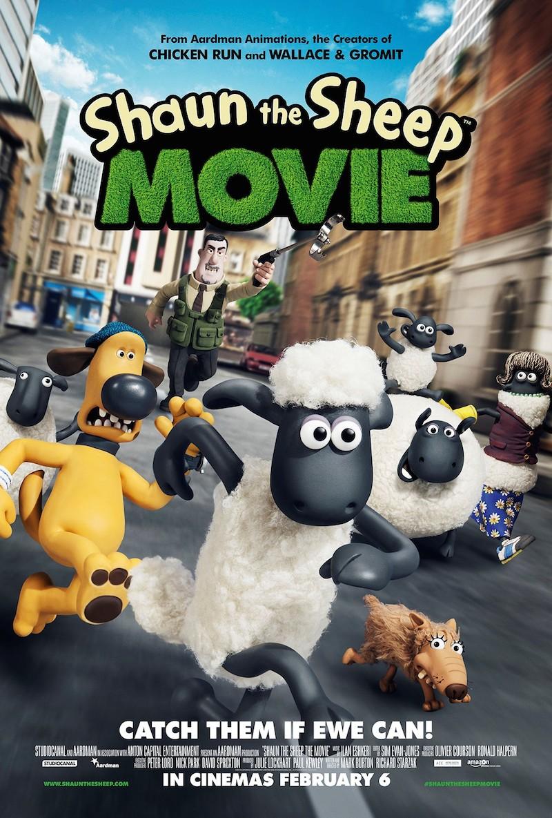 Nonton Film Shaun the Sheep Movie (2015)