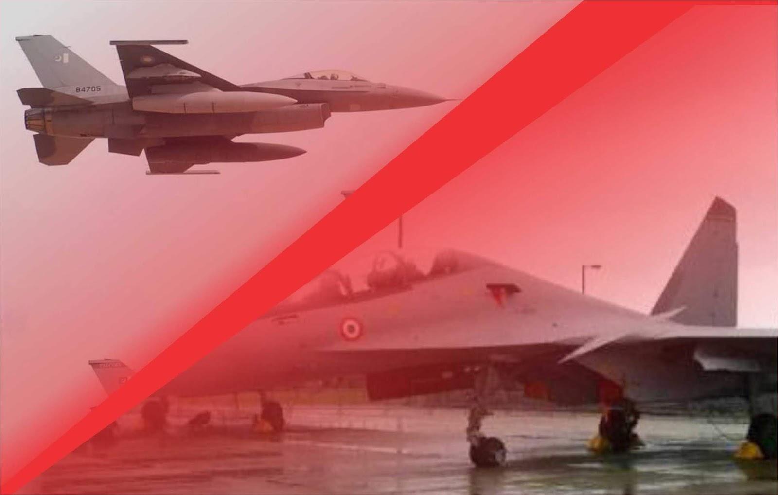Opini - Rincian pertempuran udara di perbatasan India-Pakistan