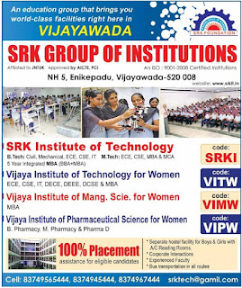 SRK GROUP OF INSTITUIONS VIJAYAWADA