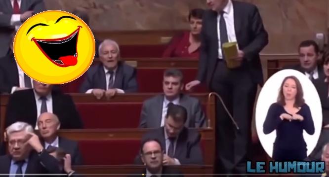 Compilation des meilleurs moments à l'Assemblée nationale - Clashs, insultes, blagues..