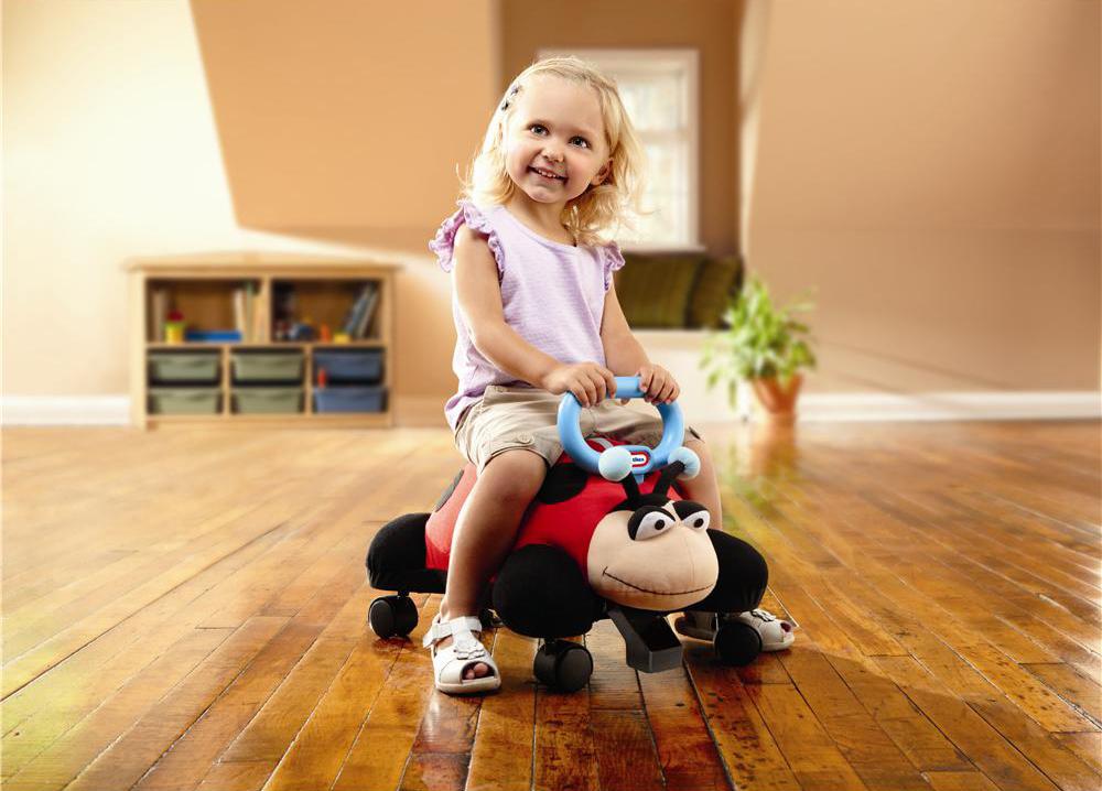 Little Tikes Pillow Racer Susanna Baby Kids
