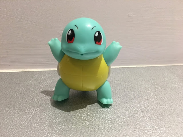 Squirtle McDonalds toy
