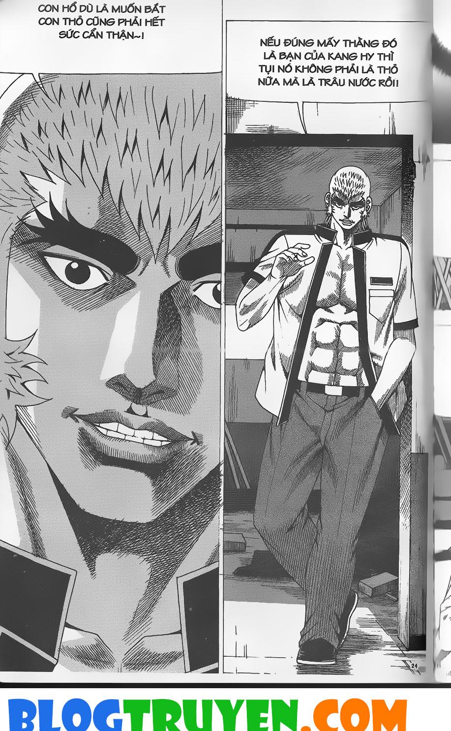 Bitagi - Anh chàng ngổ ngáo chap 281 trang 20