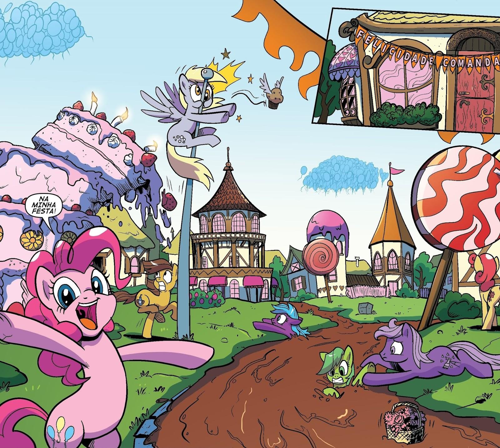 Sonic Tales: My Little Pony A Amizade é Mágica #69