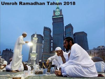 Umroh Ramadhan Menyamai Haji