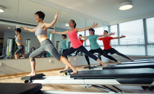 health benefits of pilates classes