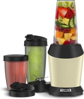 OFFER THIS WEEK 70% OFF Tower T12002C 21Pc Vitablend Multi-Blender price now £29.95
