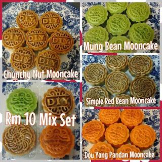Moon cake 100% Keluaran muslim