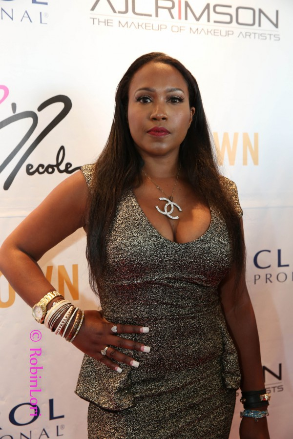 Actress And Model Maia Campbel Manager Blast
