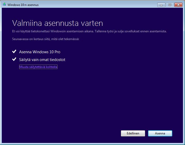 Uuden Tietokoneen Käyttöönotto Windows 10
