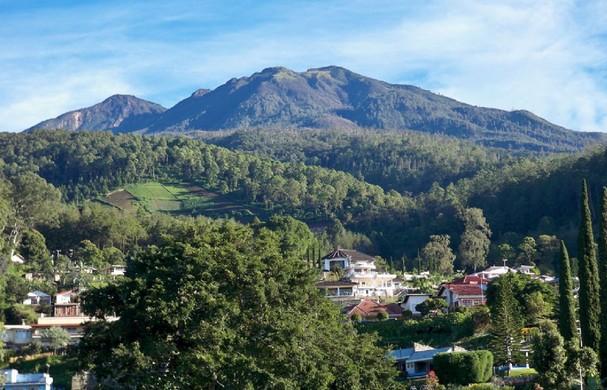 keindahan wisata gunung lawu magetan
