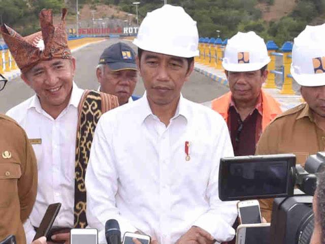 Joko Widodo Tidak Akan Pantau Pengumuman Hasil Pilpres 2019