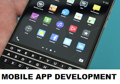 developing mobile applications