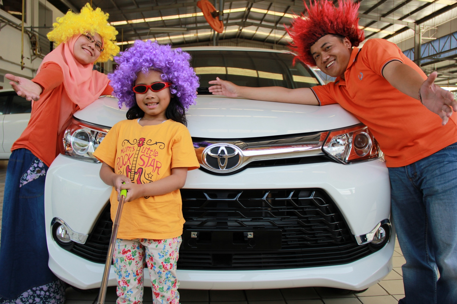 bemper grand new veloz corolla altis video coretan ku xperience the avanza