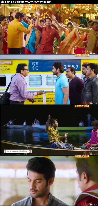 Aakhri Yudh 2017 Hindi Dubbed DTHRip 350MB