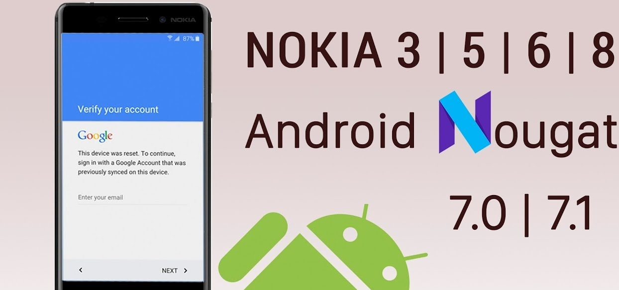 Nokia 3 TA-1032 FRP Bypass Done Without PC (5 April 2018