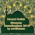 Senarai Hadiah Giveaway RamadhanRaya 2018 by aerillhassan