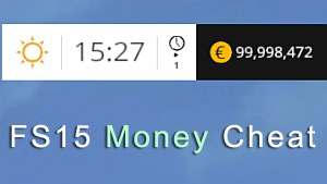 FS 15 money cheat mod