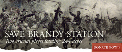 Save 244 Acres at Brandy Station