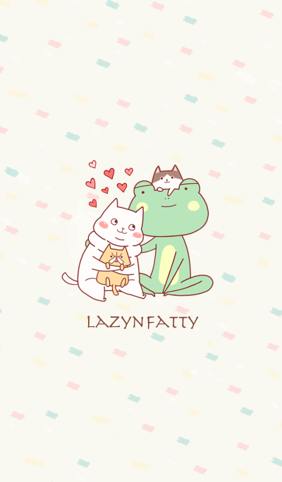 LAZYNFATTY