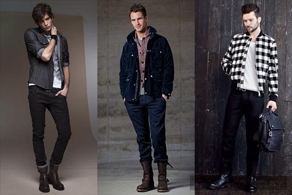 Giày da nam cao cổ thể hiện tính cách gì của người đàn ông