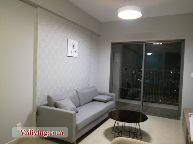 Masteri Thao Dien apartment for rent 2 bedrooms Saigon River View