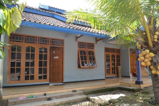 Homestay di Goa Pindul