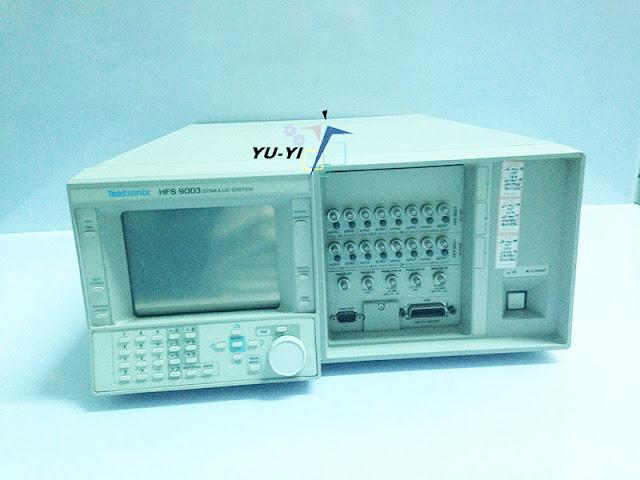 Tektronix HFS 9003 Stimulus System